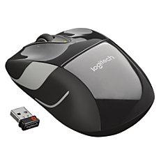 Logitech M525 Wireless Mouse Black
