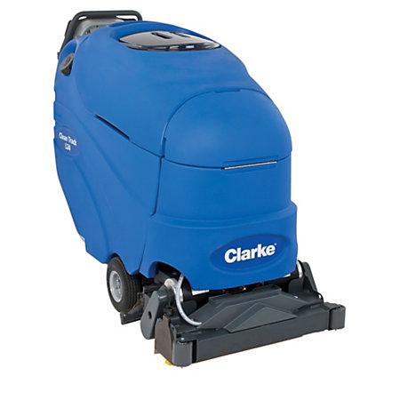 Clarke Clean Track Walk Behind Carpet Extractor L24 44 H X