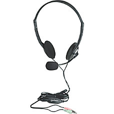 Manhattan Stereo Headset with Microphone and