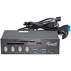 Rosewill RDCR 11004 525 Internal Card