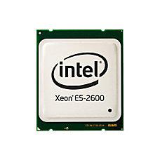 Intel Xeon E5 2643 Quad core