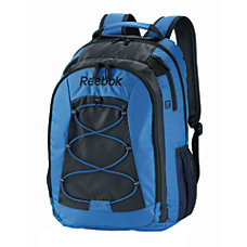 Reebok Backpack For Laptop Keanan BlueBlack
