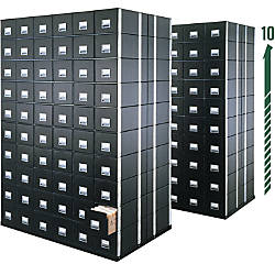 Bankers Box Staxonsteel 60percent Recycled Storage