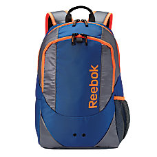 Reebok Backpack For Laptop Kell BlueOrange