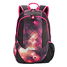 Reebok Backpack For Laptop Kell Crystal
