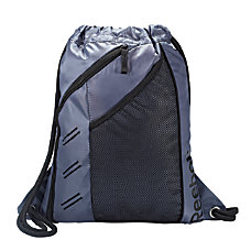 Reebok Cinch Sak Gym Pack Gray