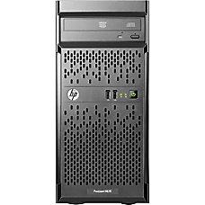 HP ProLiant ML10 4U Micro Tower