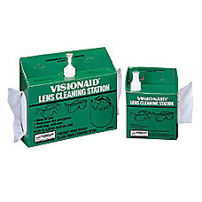 DISPOSABLE LENS CLEANINGSTATION 10 LX3 18