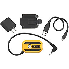 Dewalt Bluetooth Radio Adaptor