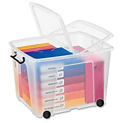 CEP Strata Smart Storemaster Box 75L