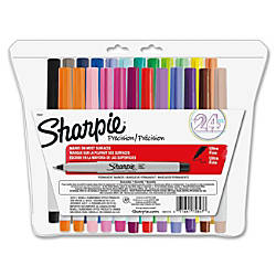 Sharpie Precision Point Permanent Markers Ultra
