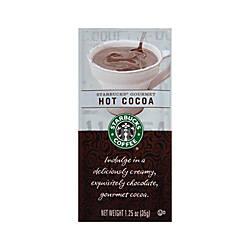 Starbucks Gourmet Hot Cocoa 125 Oz