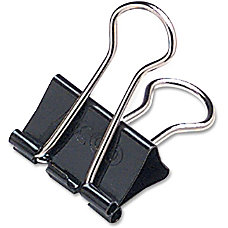ACCO Binder Clips Mini 025 Size