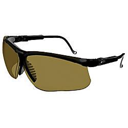 Sperian Wraparound Safety Eyewear BlackEspresso