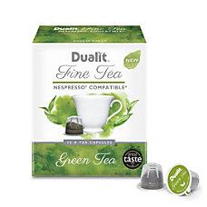 Dualit NX Fine Tea Capsules Green