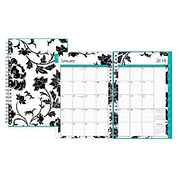 Blue Sky WeeklyMonthly Planner CYO Cover
