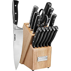 Cuisinart 15pc Triple Rivet Block Set