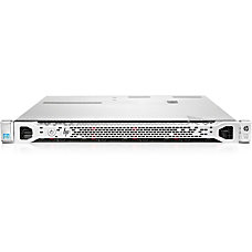 HP ProLiant DL360p G8 1U Rack
