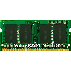 Kingston 8GB 1600MHz SODIMM 135V