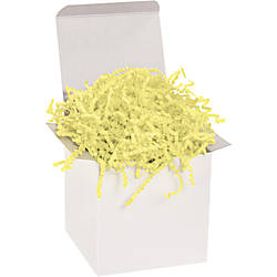 Office Depot Brand Crinkle Paper Lemon