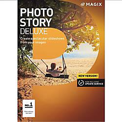 MAGIX Photostory 2017 Deluxe Download Version
