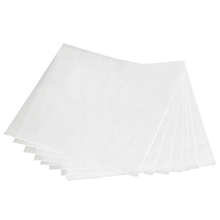 office depot brand butcher paper sheets 36 x 36 white case of 415 by office depot officemax. Black Bedroom Furniture Sets. Home Design Ideas