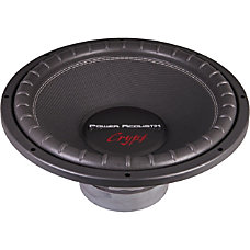 Power Acoustik Crypt CW2 124 Woofer