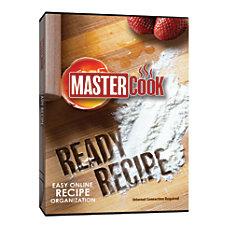 Cosmi MasterCook Ready Recipe Traditional Disc