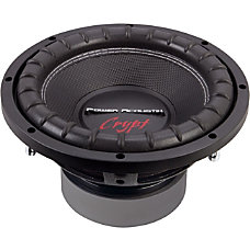 Power Acoustik CW2 104 Woofer 720