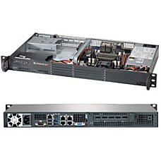 Supermicro SuperServer 5018A TN4 1U Rack