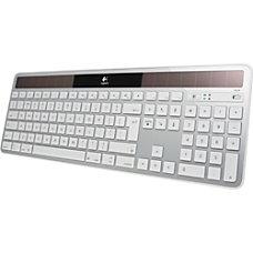 Logitech Wireless Solar Keyboard K750 for