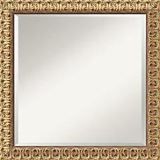 Amanti Art Florentine Wall Mirror Square