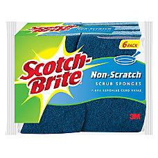 Scotch Brite No Scratch Multipurpose Scrub