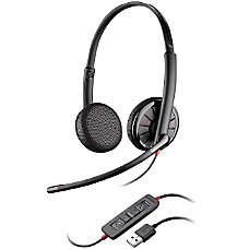 Plantronics Blackwire C325 M Headset