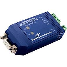 B B 9PIN 232485 ISOL CON