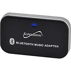 Supersonic Bluetooth Music Receiver