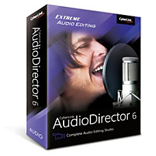 Cyberlink AudioDirector 6 Ultra Download Version