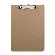 Sparco Hardboard Clipboard 8 12 x