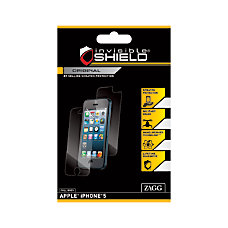 invisibleSHIELD by ZAGG For iPhone 5
