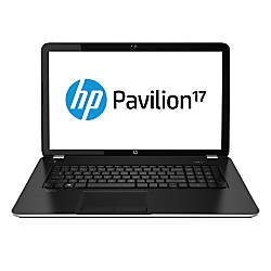 """HP Pavilion 17-e135nr Laptop Computer With 17.3"""" Screen & AMD A8 Quad-Core Accelerated Processor"""