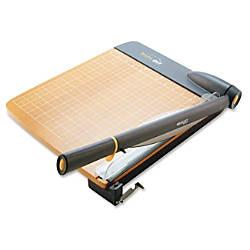 Westcott Trim Air Wood Guillotine Paper