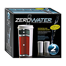 ZeroWater Filtration Systems Replacement Filters Pack