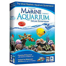 Marine Aquarium Deluxe Windows Download Version
