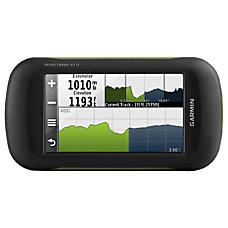 Garmin Montana 610 Handheld GPS Navigator