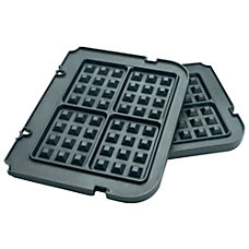 Cuisinart GR WAFP Waffle Plates For