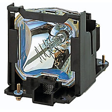 Panasonic Projector Replacement ETLAD55