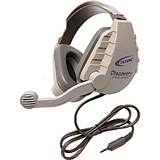 Califone Headphone W To Go 35mm