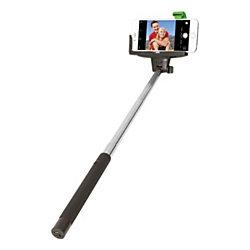 retrak bluetooth selfie stick by office depot officemax. Black Bedroom Furniture Sets. Home Design Ideas