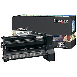 Lexmark Toner Cartridge Laser 6000 Pages