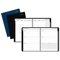 Office Depot Brand WeeklyMonthly Planner 9